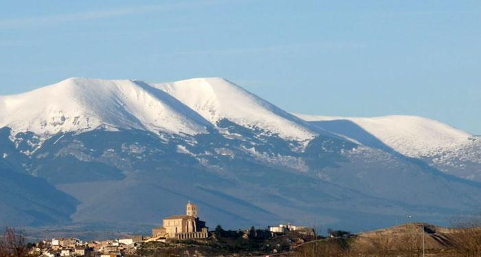 Pico del Moncayo