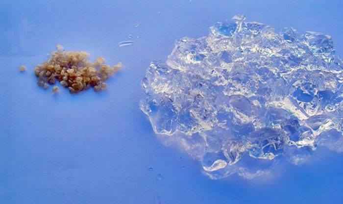 polímeros hidroabsorbentes