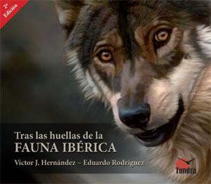 Portada Tras la huella de la Fauna Ibérica