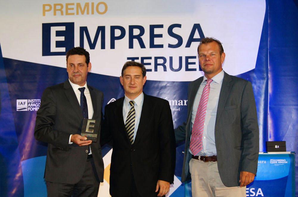 Premios Empresa Teruel 2013