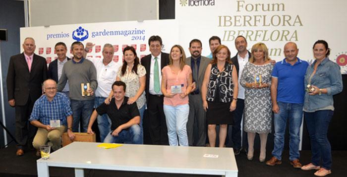 Premios Garden Magazine 2014