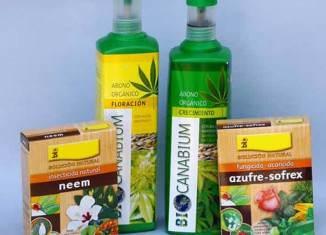 productos para marihuana