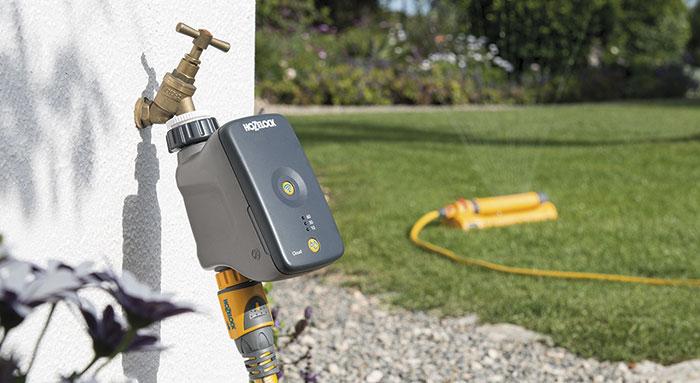 Cómo ahorrar agua en el riego del jardín