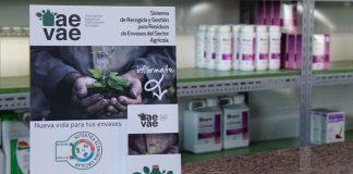 Punto de recogida de envases agrícolas AEVAE