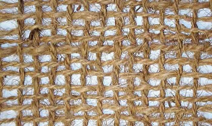 redes orgánicas de coco