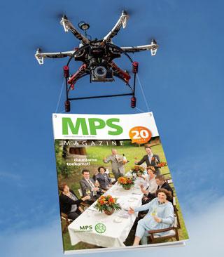 La revista del 20 Aniversario MPS