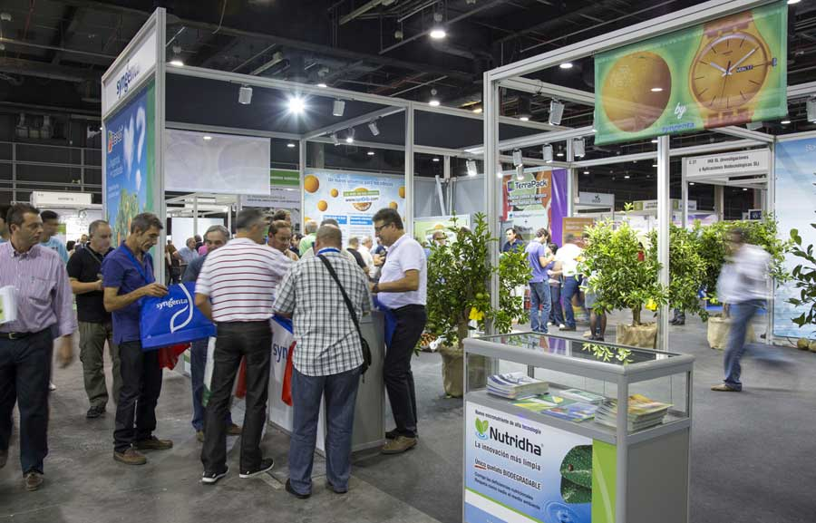 Tecnología agrícola en Vegetal World