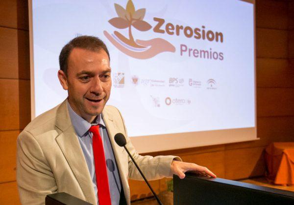 La fiesta del suelo en los Premios Zerosion