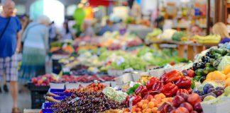 Tienda de frutas y hortalizas