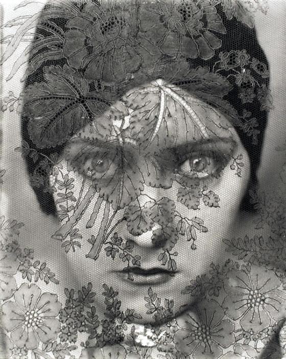 Retrato de Gloria Swanson