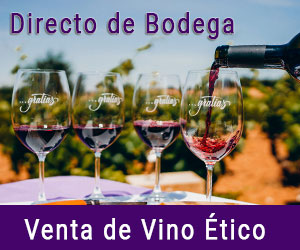 Venta de vino ético