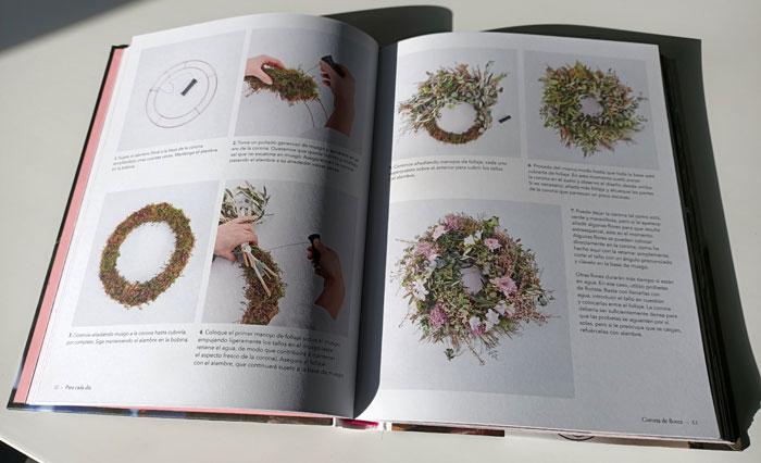 Vivir con flores de Rowan Blossom